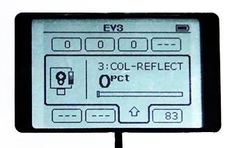 EV3 Trainer: Color 3