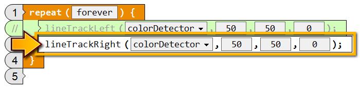 Vex Code